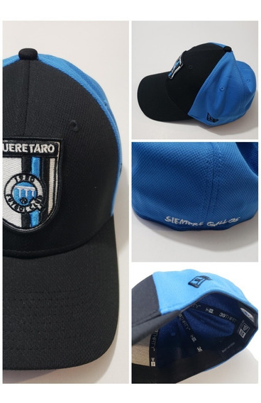 Gorra New Era Queretaro Original Medium Large 39 Thirty