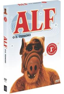 Alf, O E.teimoso - 1ª Temporada - Lançamento (dvd)