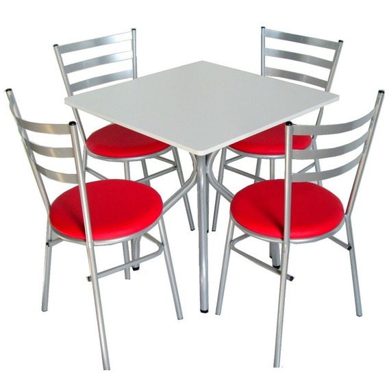 Mesa E Cadeiras P/ Restaurante Bar Lanchonete Buffet