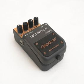 Pedal Groovin Ds-200 Distortion Perfeito Estado Com Caixa