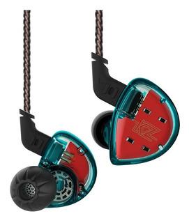 Auricular Hifi Cableado Híbrido In-ear Kz Es4