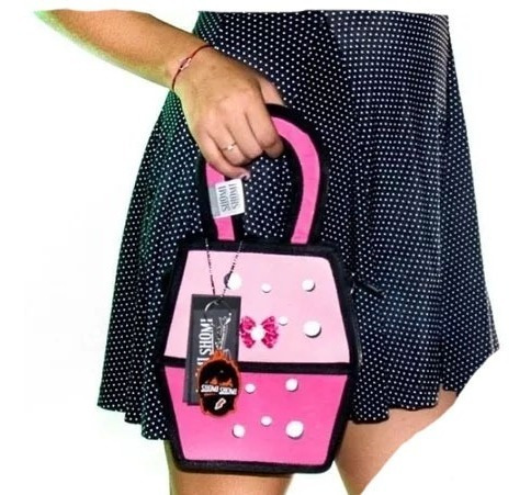 Bolso Cartera Cartoon Shomishomi Original Children