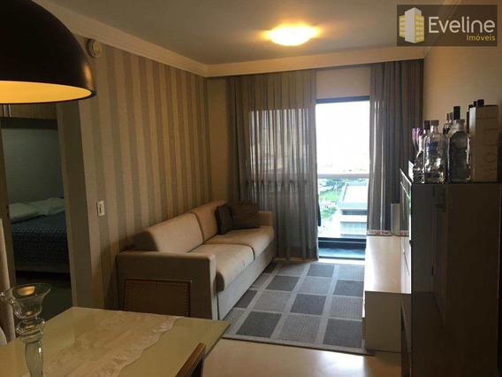 Marsala Apart Hotel - Flat A Venda - Mobiliado - 45m² - Mogi - V864