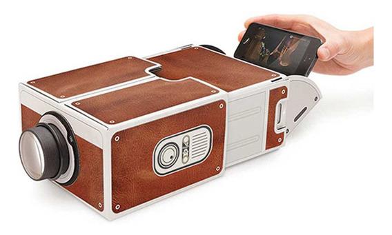 Mini Proyector De Teléfono Inteligente Cine Portátil Para Us