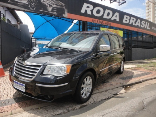Chrysler Town & Country 3.8 Limited V6 12v Gas 4p Aut - 2009