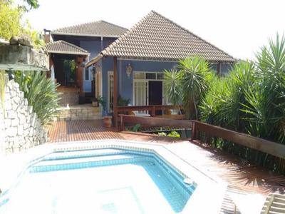 Casa Em Itaipu Dentro De Condomínio De Luxo - Ca00037 - 32918726