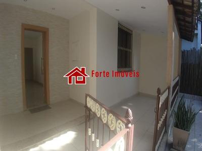 If871 Lindíssima Casa Linear C/ 3 Quartos No Cg / Rj
