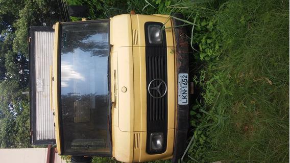 Mb 608 Diesel . No Estado .