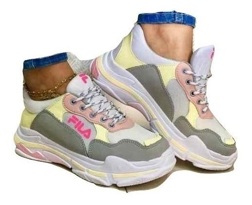 Buba Zapatos Fila Dama 36 Al 40 Oferta