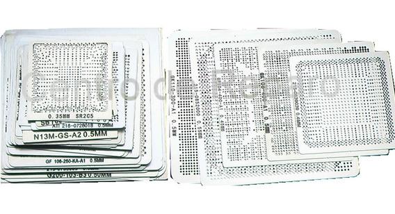 Stencil Bga Kit Coringa C41 Pcs Desktop Laptop Processadores