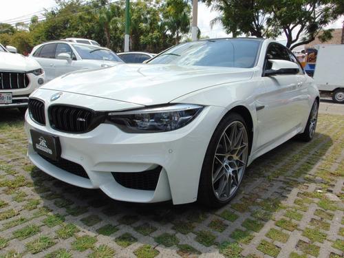 Imagen 1 de 14 de Bmw M4 2020 Coupe Blanco