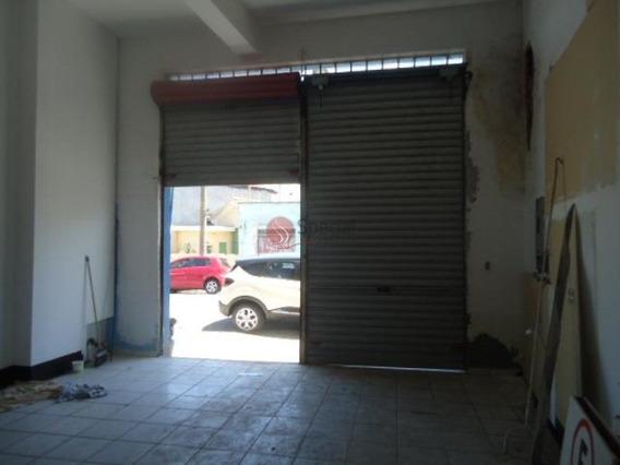 Salão Para Alugar, 60 M² - Tatuapé - São Paulo/sp - Af20216