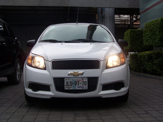 Chevrolet Aveo 2015 1.6 Lt L4 T/m