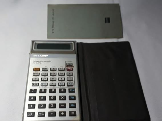 Calculadora Cientifica Sharp El-5813