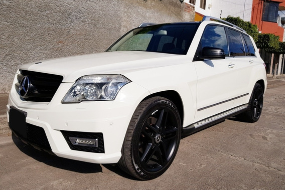 Mercedes-benz Clase Glk 350 Sport Amg At