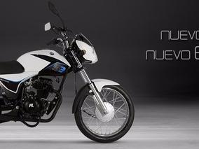 Nueva Motomel S3 150 Aleación C/ Disco