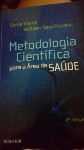 Metodologia Científica Pata Área Da Saúde