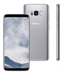 Samsung Galaxy S8 - Dual Chip - Prata - Em Perfeito Estado