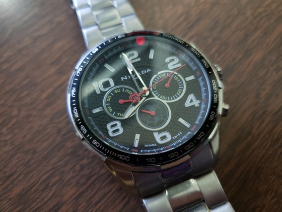 Reloj Nivada Club America