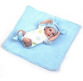 Terabithia Miniatura 10 Realista Adorable Bebe Recien Nacido