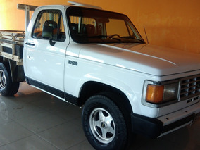 Chevrolet/gm D20 Custom De Luxe 1990 Diesel Jer Pickups