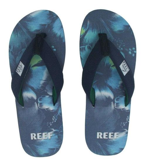 Chinelo Mc Clurg Ht Print Blue Reef