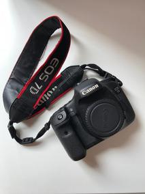 Canon 7d + Lente 50mm F/1.4 + Brindes