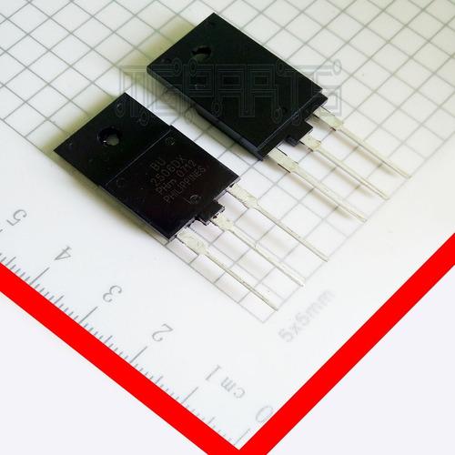 Bu2506dx Transistor H 1500v 6a Nte2331 Ecg2331 30346 Vz01