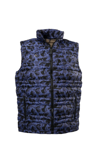 Chaleco Icy Denver Ligero Ve1989 Camuflaje Navy