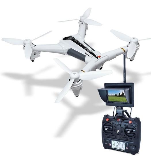 Drone X300 Tela Display Sensor Optico Camera Hd 720p + Nf