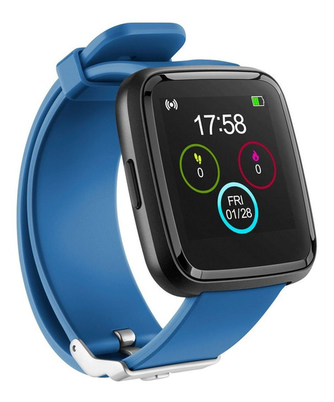 Smartwatch Full Touch Bluetooth Reloj Steren iPhone Android