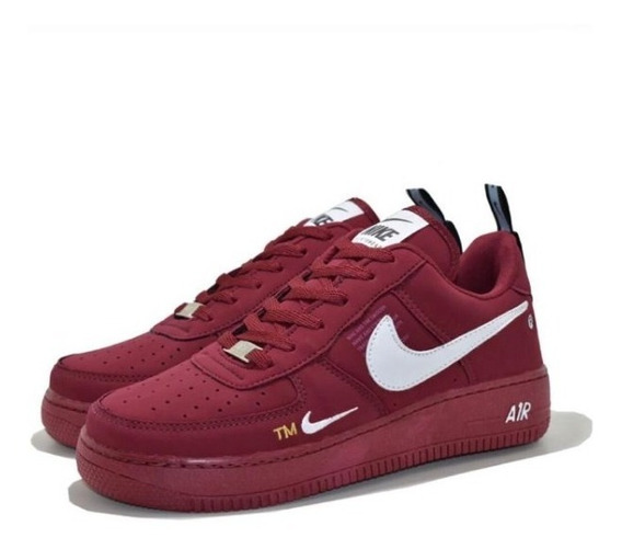Tênis Nike Air Force Import + Chinelo De Brinde+frete Gratis