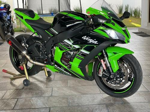 Kawasaki Ninja Zx10r 2016 Krt Edition