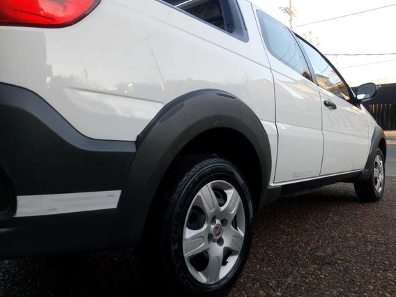 Fiat Strada 1.4 Working Cd 2014
