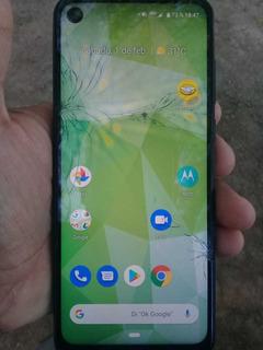 Celular Motorola One Visión