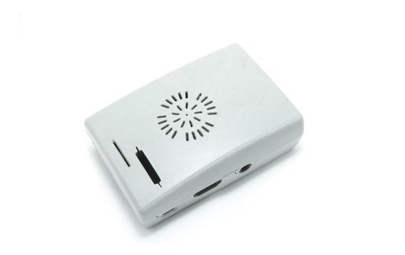 Case Abs Para Raspberry Pi 3 Pi3 C/ Suporte Cooler