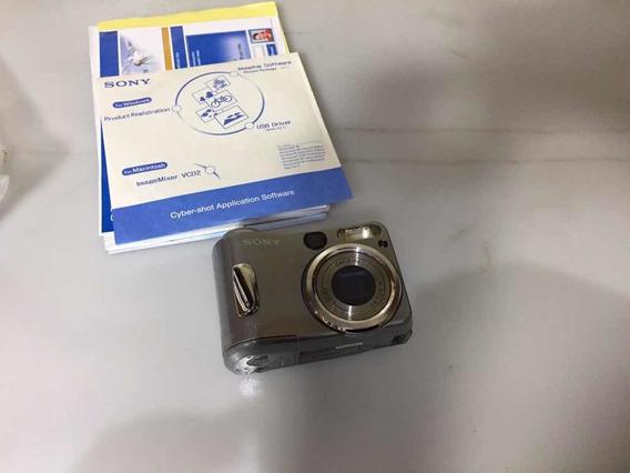 Camera Digital Kodak Dec-s80 Usada Leia Abaixo