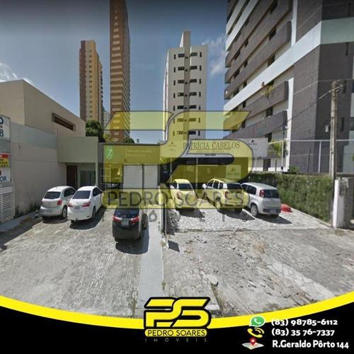 Terreno À Venda, 720 M² Por R$ 2.500.000 - Manaíra - João Pessoa/pb - Te0093