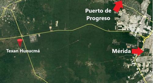 Imagen 1 de 4 de Terreno En Venta En Texan De Palomeque Hunucmá Yucatán ( 438129 )