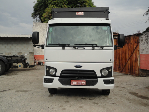 Ford Cargo 816 Ano 2015 Sider