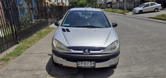 Peugeot Xn 206 3 Puertas