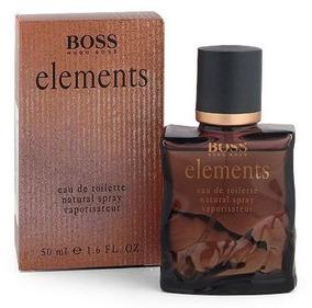 Perfume Boss Elements Masculino 100ml
