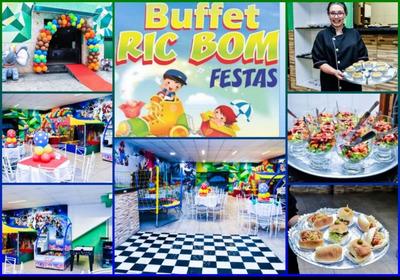 Salão De Festas Com Buffet Infantil Radial Leste