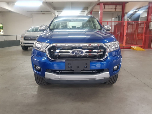 Nueva Ford Ranger Limited 3.2 Tdci 4x4 Automatica  0km 2021