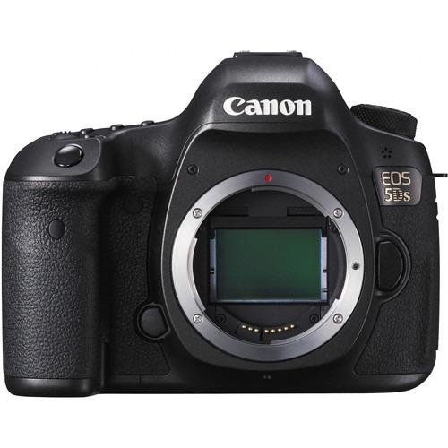 Câmera Canon Eos 5ds Full Frame (só O Corpo)