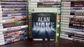 Alan Wake Xbox 360-one Original Envio Imediato Frete 12