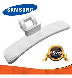 Puxador Porta Lava E Seca Samsung Original Dc64-01524a