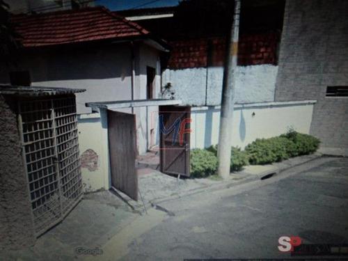 Imagem 1 de 10 de Ref: 5769 - Casa Para Demolição Rua Tranquila, No Tatuapé, Terreno 197 Mts Frente 11,50 Mts Fundo Irregular, 19 Mts (+/-) Ideal Para Investir!! - 5769