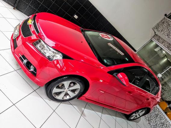 Cruze Lt Sport6 1.8 Flex Automatico 2013 Couro Completo