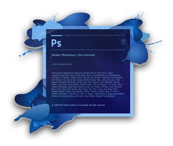 Photoshop Cs6 (portable)